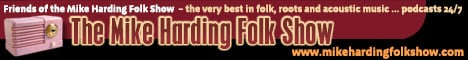 The Mike Harding Folk Show Banner