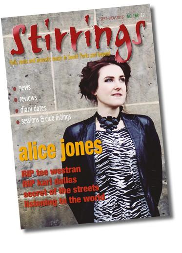 Stirrings Magazine Issue 168